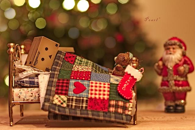 Santa ... is here!