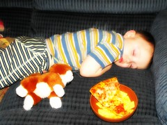 Walker Napping (eduthusiast) Tags: children child sleep son walker