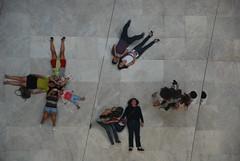 Visita  Pinacoteca (Gilmar Hermes) Tags: brazil art southamerica espelho brasil museum mirror museu arte sopaulo muse exposition installation lookingglass museo muzeum olafureliasson interaction exposio  amricadosul instalao   interao sudamrica interveno  takeyourtime  brazlie pinacotecadesopaulo    arteinterativa    msaem seucorpodaobra artesvsuais tomeseutempo pelculadeespelho participaodopblico