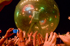 Bubble Man (Ted Somerville) Tags: wild music canada festival fun cool quebec montreal style legit musicfest osheaga