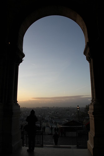 Panorama von Sacré-Coeur