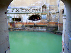 Roman Bath (RobW_) Tags: england bath roman january somerset baths monday 2012 jan2012 02jan2012