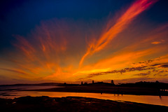 Narrabeen Sunset 3 (exito2099) Tags: ocean sunset sea summer beach water clouds interesting australia pacificocean beaches newsouthwales tasmansea 2012 northernbeaches sydneyaustralia canon1740mmf4l woogle northnarrabeen narrabeenlake australianbeaches summerinaustralia canon5dmarkii eos5dii cloudsstormssunsetssunrises