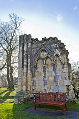 St Mary's Abbey Ruins York (Craig Greenwood) Tags: york old uk england heritage history church archaeology beauty abbey grave saint choir ancient nikon ruins war worship king catholic treasure cathedral roman unitedkingdom ghost prayer tomb scenic royal medieval tudor graves historic norman haunted queen holy civilwar stunning burial bible historical priest 1855mm yorkminster viking minster ouse crypt royalty tombs henryviii northyorkshire saxon cromwell outstanding richardiii archbishop clitheroe anglosaxon riverouse reformation 2011 historicalcity historicalplace historictown historicaltown stmar