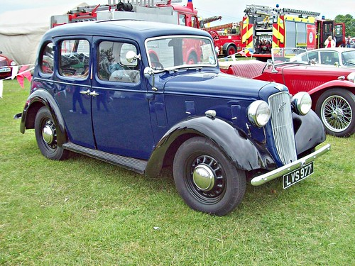 24 Austin 10/4 Cambridge (1938)
