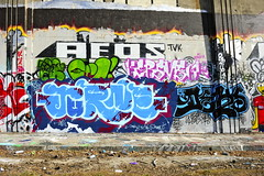 KERSV JURNE DEKS (STILSAYN) Tags: california graffiti oakland bay oasis area 2012 deks jurne dekster kersv