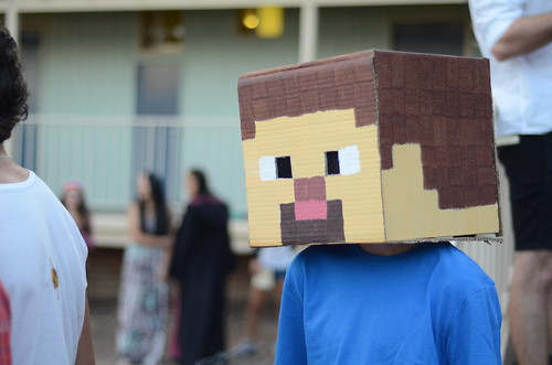 Full On 2012 - Minecraft by Andrew Beeston, on Flickr