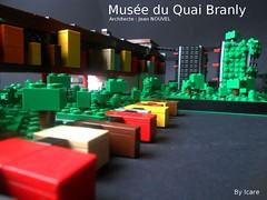 Quai Branly 3 (icare_25) Tags: architecture lego contest jeannouvel microscale l13