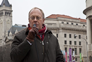 Chris Hedges Speaks at Occupy DC