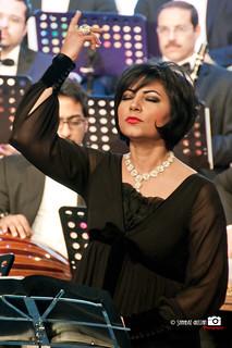 Kuwait Orchestra Symphony اماني الحجي