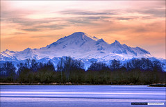 Mount Baker Winter (Clayton Perry Photoworks) Tags: winter vancouver volcano washington richmond hdr mountbaker