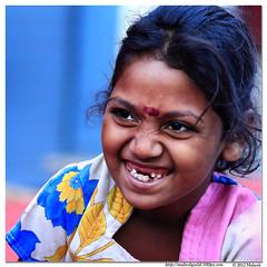 LOL !!!! (bmahesh) Tags: portrait people india colors smile kids streetphotography streetportrait 100mm chennai mahesh tamilnadu cwc mylapore chennaiweekendclickers canon550d canonef100mmf28lmacroisusm bmahesh cwc128