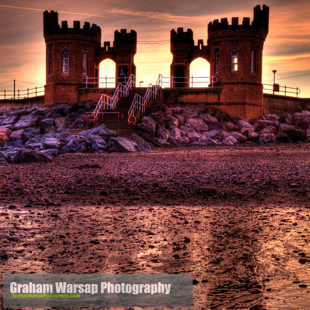 Withernsea Winter HDR-5