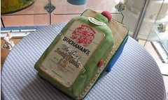 Botella de Wisky (PaulitasArteyAzucar) Tags: tortas paulitas ponques