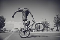 Joao on his lunch break (DavidSciora) Tags: life travel portugal bike sport bmx style lagos trick algarve rider joao duarte sciora