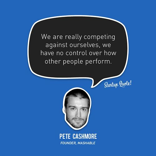 E27 - Pete Cashmore, Mashable Inspirational Quotes