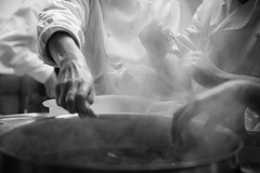 Hard work (Francesco Bartaloni) Tags: life italy food work canon florence italia cook tuscany chianti firenze toscana cibo foodphotography cucinare bartaloni francescobartaloni frankbb
