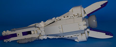 DSC_0014 (brickmack) Tags: white purple lego space scifi spaceship starfighter