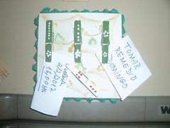 PORTA RECADO (wilma.romano) Tags: 2 pet natal de o artesanato noel e porta feltro bolsa arvore em travesseiro reciclagem camiseta fechado lts pote 1 2 tela camisetas roupas toda feita croche garrafas feito pegador jeens maionese aberto cremer pintads feltros fraldas pedraria sandalha puxasaco papae customisadas aparadordeporta customisada confeccionada pbeb feitoc cvarias cvidro havaianabordade macramefitas ejogoamericano sacolaemjeens recadofeito ctela feitocpete ccala mopassafitas chaveirinhosportaagulhasporta maquilagemfeitos