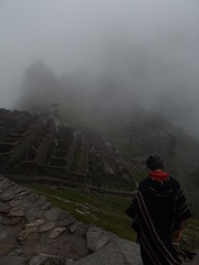 Machu Picchu / Per ([ Exspirit ]) Tags: voyage travel viaje sky peru machu picchu nuages