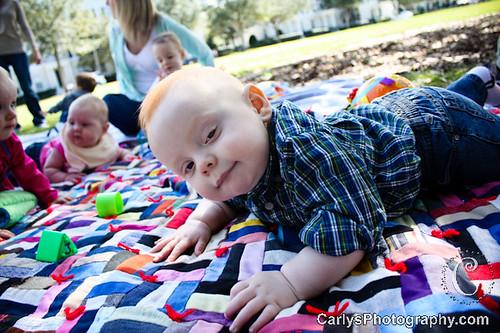 baby picnic & Kyton's first kiss-5.jpg