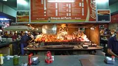 Uruguay, Montevideo (balavenise) Tags: uruguay restaurant cité meat mercado montevideo marché ville viande