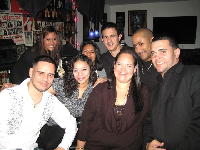 Swinss Passions Party @ Swinss Place in Jackson Heights, Queens 01/28/12