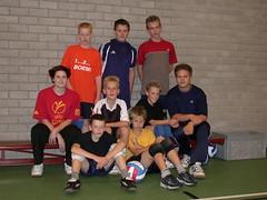 2004 Jongens C1 - Trs. Heleen Kerssies en Gerben Heerspink