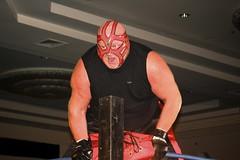 Big Van Vader (Brian Wilkins) Tags: losangeles wrestling vader wwe wwf ecw bigvanvader wrestlereunion