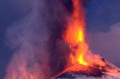 Mareneve , Fornazzo - An amazing show to see (ciccioetneo) Tags: italy sunrise fire lava nikon italia alba milo sicily etna blast eruption catania sicilia daybreak firing fallout erupting mountetna monteetna 80200mmf28 paroxysm zafferanaetnea vulcanoetna fornazzo strombolianactivity mareneve lavafountains volcanoetna d7000 pyroclasticflows pyroclasticmaterial nikond7000 ciccioetneo newsoutheastcrater 5jan2012 19parossismo 19thparoxysm 05gennaio2012 january5th2012 paroxysmaleruption volcanoparoxysmaleruptiveepisode morningeruption columnsnow wintervolcanicash paroxysmeruption etnanewsoutheastcrater lapillifall