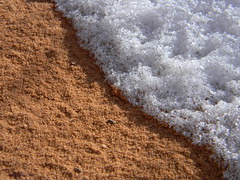 desert beach (antigravityaddiction) Tags: snow utah moab archesnationalpark january2012 antigravityaddiction katchorman