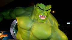 The Incredible Hulk (Abi Skipp) Tags: london madametussauds incrediblehulk