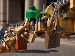 Lots of Locks (41snapper) Tags: florence locks padlocks lovelocks