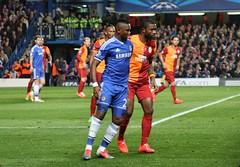Samuel Eto'o (gary8345) Tags: london football chelsea galatasaray chelseafc 2014 footballers