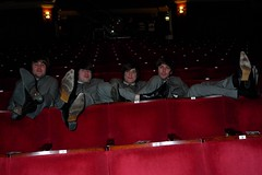 image (Veritas1670) Tags: show leica uk england music cinema musicians sussex concert europe live gig group band seats beatles tribute venue eastsussex thebeatles x1 tributeband hailshampavilion thefabbeatles leicax1