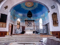 First English Lutheran Church - Detroit, MI (Mike Boening Photography) Tags: abandoned church mi ruins detroit abandonment urbanexploring urbex hdr5exp firstenglishevangelicallutheranchurch getolympus olympusomdem1