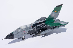 Panavia Tornado IDS Marineflieger - 1 (Kenneth-V) Tags: cold scale collage plane work germany airplane model marine war fighter lego aircraft aviation military air navy wing progress swing german planes airforce tornado ecr deutsch 136 ids moc in panavia attacker marineflieger