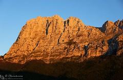 Anche i grandi arrossano (EmozionInUnClick - l'Avventuriero's photos) Tags: tramonto montagna sibillini montebovenord