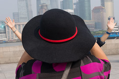 Nameless (Spontaneousnap) Tags: china street city people urban asia shanghai candid like lifestyle  spontaneousnap publicareas sonyrx1r
