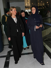 Federica Mogherini visits Saudi Arabia (European External Action Service - EEAS) Tags: mogherini eeas jeddah saudi arabia