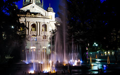_MG_4045 (mihibalu) Tags: park bridge love fountain canon photography lock slovakia dslr kosice 550d bphotography