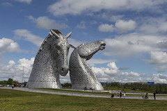 The Kelpies 2016-05-22 (6D_7922) (ajhaysom) Tags: scotland falkirk canon1635l canoneos6d thekelpies