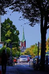 Berlin 2015 - 91 Kreuzberg (paspog) Tags: berlin church germany deutschland kirche allemagne 2015 kreutzberg glise