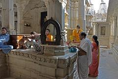 DSC_9363jaintemple (BasiaBM) Tags: india temple jain ranakpur