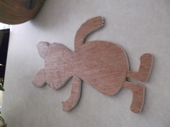 CRAFTS          389 (anniesquirt) Tags: pooh