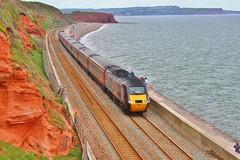 CrossCountry 43357 - Dawlish (South West Transport News) Tags: crosscountry dawlish 43357
