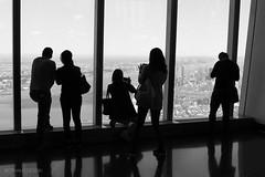 New York City | One World Trade Center Skydeck 01 (Christopher James Botham) Tags: world city nyc newyorkcity urban newyork skyline observation one cityscape center deck trade sillhouette skydeck observationdeck oneworldtrade