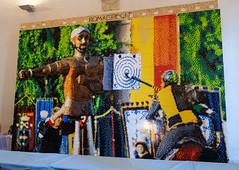 Maxi Mosaico della Quintana di RomaBrick