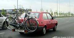 Volvo 340 GL 1986 (XBXG) Tags: auto old holland classic netherlands car vintage volvo automobile sweden nederland swedish voiture sverige 1986 paysbas a2 340 breukelen ancienne gl zweden suède zweeds volvo340 suédoise hx742t