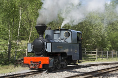 JOFFRE  Kerr Stuart  0-6-0T  w/no 2405/1915  from West Lancs Railway (wheelsnwings2007/Mike) Tags: from park west country tracks railway stuart staffordshire kerr joffre wno trenches lancs 2016 apedale 060t 24051915